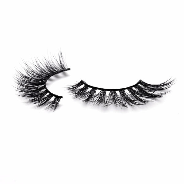 Ivory Thrifty Lashes 3D Silk Fake Eyelash | Affordable and Cheap eyelashes online