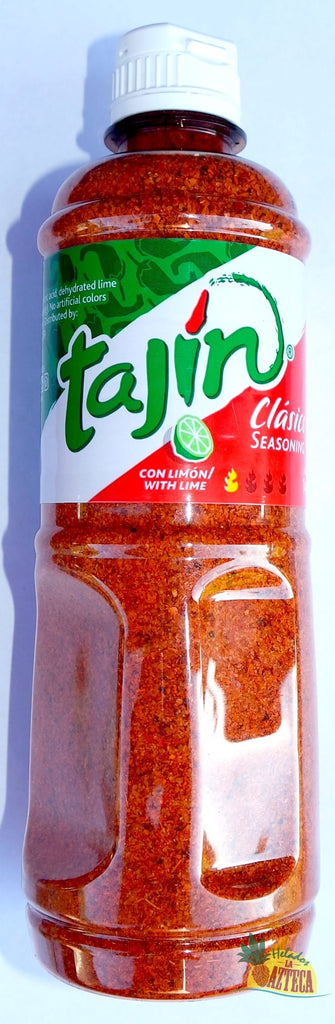 Tajin 14oz | Mild Spicy Seasoning with Lime - Sol Dias