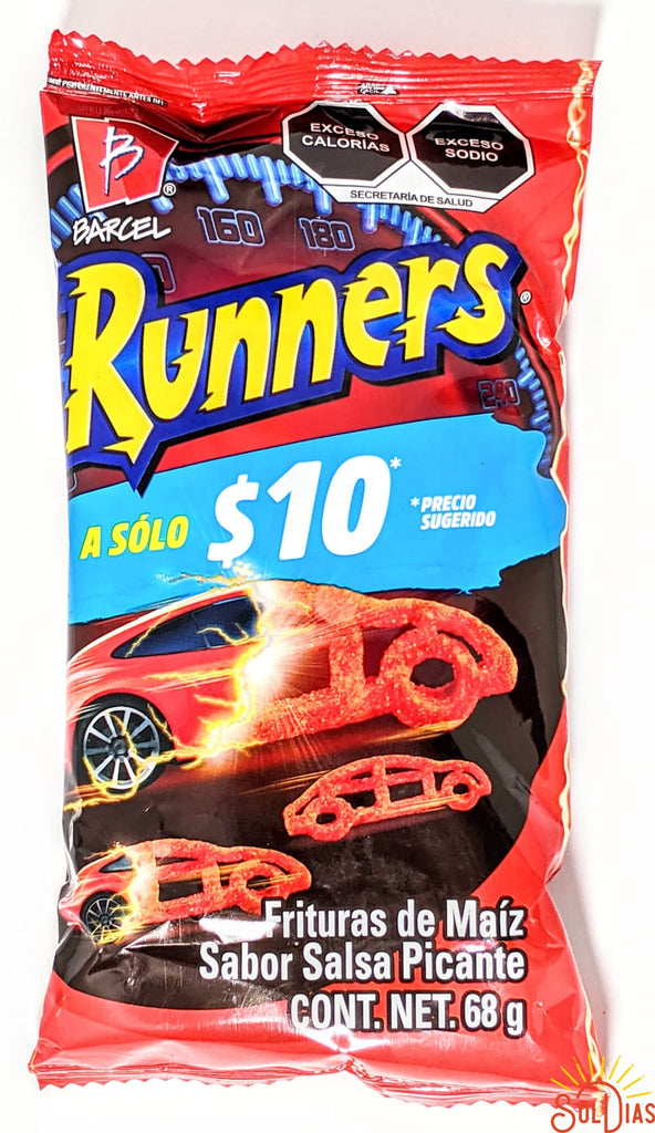 Barcel Runners Sabritas Mexico 68g | Chips - Sol Dias