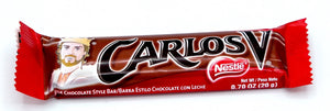 Nestle Carlos V Chocolate