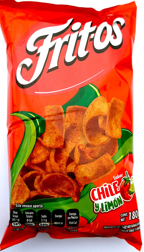 Fritos Chile y Limon 170g | Mexican Chips - Sol Dias