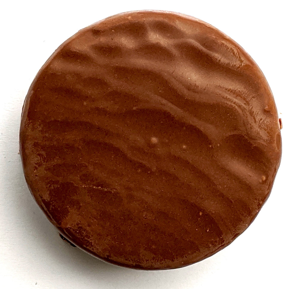 Mazapan covered in Chocolate | Mexican Chocolate - Sol Dias