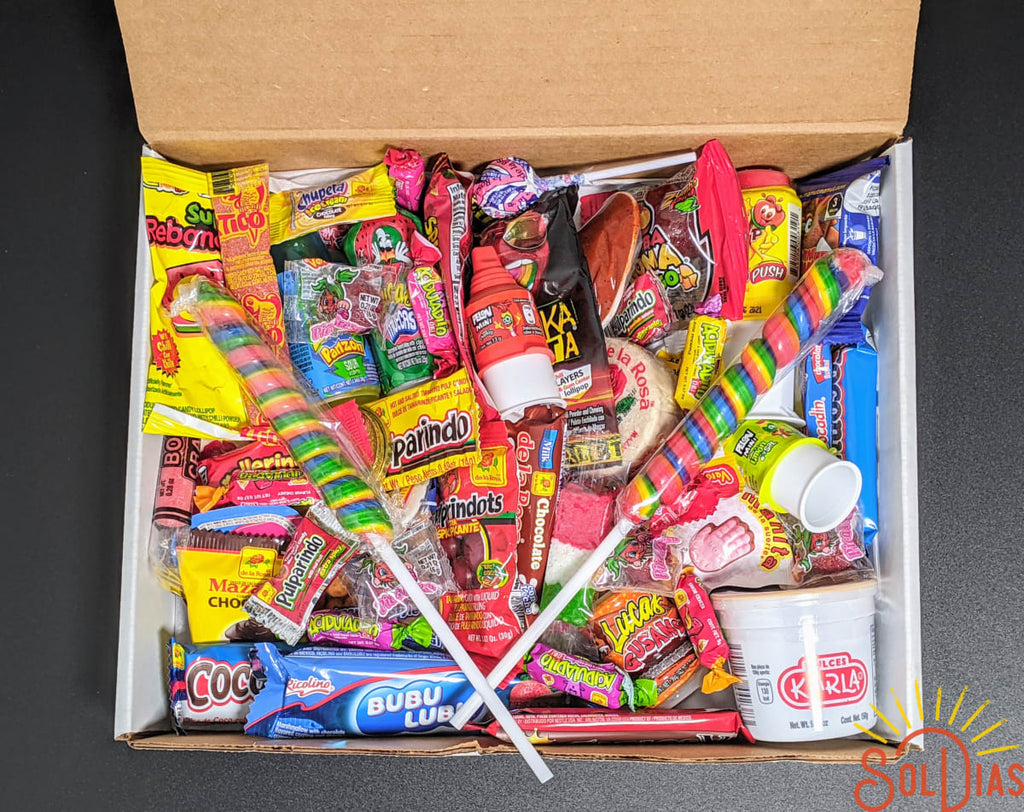 Mexican Candy Gift Box - Sol Dias