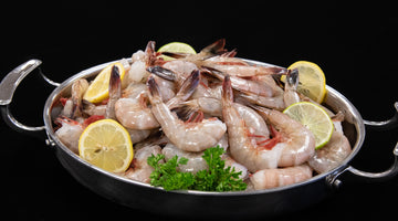 How To Peel And De-vein Shrimp
