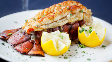 Buttery Lobster Tail