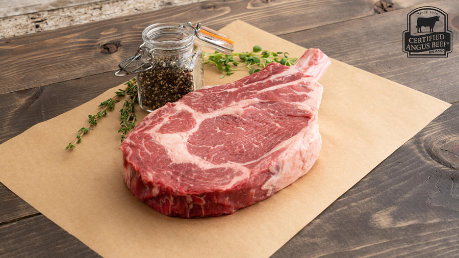 Bone-in Ribeye, Certified Angus Beef