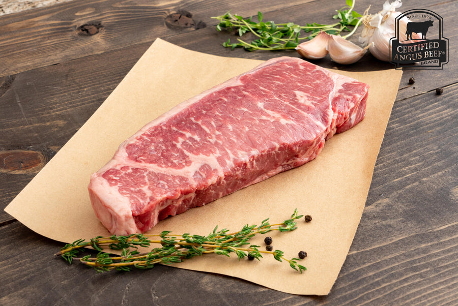 New York Strip Steak, Certified Angus Beef