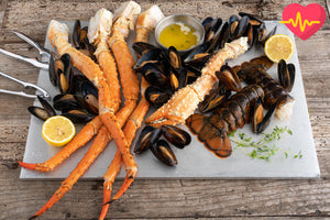 Seafood Tower Package - Serves 4 to 6