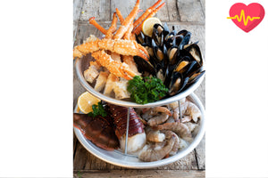 Ultimate Seafood Tower Package - Serves 10-12