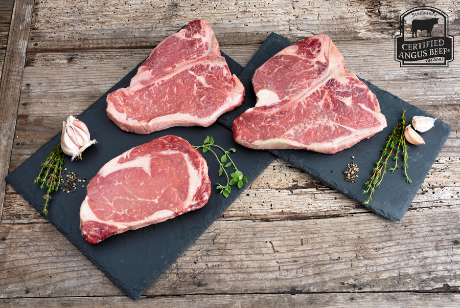 Ultimate Steak Lovers Package - 8 Count