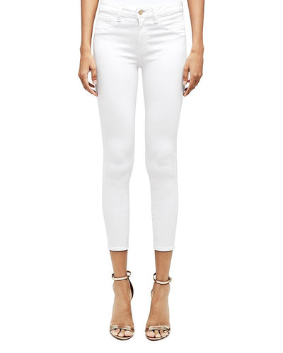L'AGENCE Luciana High Rise Skinny with Back Zip