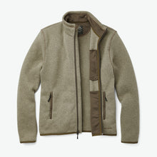 Load image into Gallery viewer, Filson Ridgeway Fleece Ducks Unlimited Jacket (Vintage Olive)