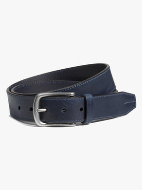 Trask Men's Finley Belt (Navy)