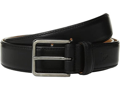 H.S. Trask Flint Belt (Black)