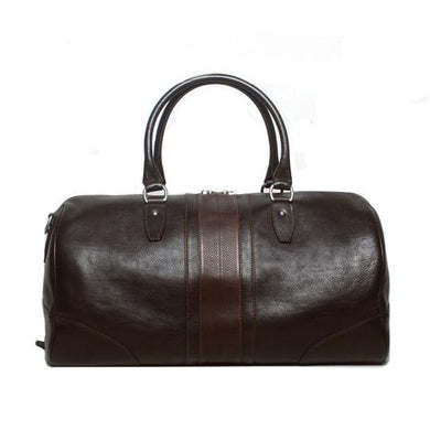 Martin Dingman Polocrosse Duffel (Dark Brown)