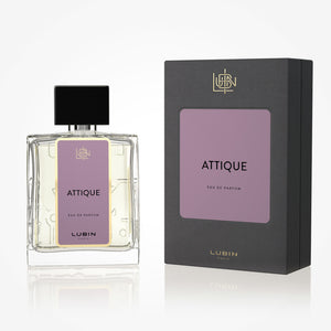 Attique Eau De Parfum by Lubin Paris