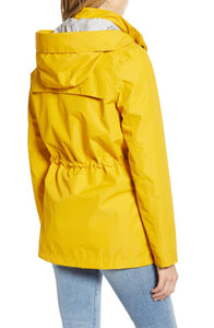 Barbour Women's Drizzle Hooded Raincoat