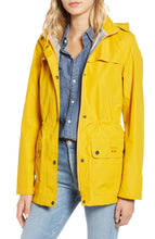 Load image into Gallery viewer, Barbour Women's Drizzle Hooded Raincoat