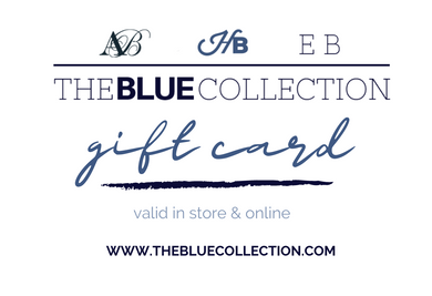 The Blue Collection Gift Card