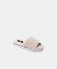 Load image into Gallery viewer, Dolce Vita Mochi Slippers (Off White Plush)