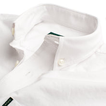 Load image into Gallery viewer, Duck Head Oxford Button Down Shirt (White)