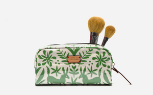 Frances Valentine Small Cosmetic Otomi Print Bag