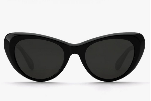 Krewe Irma Black Sunglasses