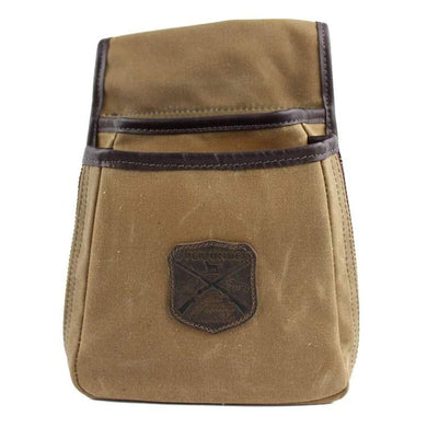 Over Under Large Shell Pouch (Tan)
