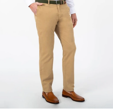 Ledbury Richmond Chino Pant (Sand)