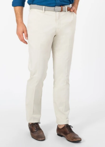 Ledbury Stone Richmond Chino Pant