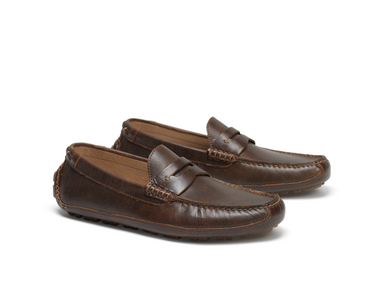 Trask Men's Dawson Shoe (Brown) - Final Sale