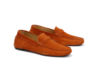 Trask Men's Rivers Shoe (Adobe Suede) - Final Sale