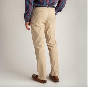 Duck Head Harbor Performance Chino (Stone)