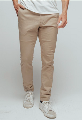 The Normal Brand Normal Stretch Canvas Pant (Khaki)