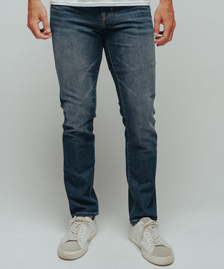 The Normal Brand The Normal Jean (Medium Blue)