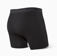 Load image into Gallery viewer, Saxx Platinum Boxer Brief Fly (Blackout)