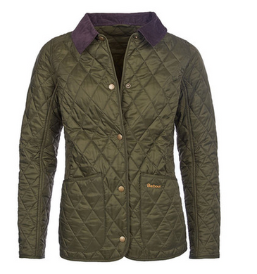 Barbour Annandale Quilted Jacket (Olive)