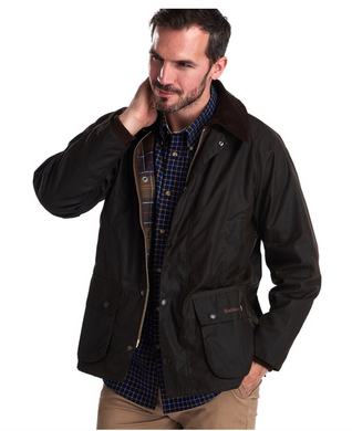Barbour Classic Bedale Wax Jacket (Olive)