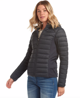 Barbour Womens Murrelet Quilted Jacket (Dark Navy)