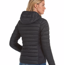 Load image into Gallery viewer, Barbour Womens Murrelet Quilted Jacket (Dark Navy)
