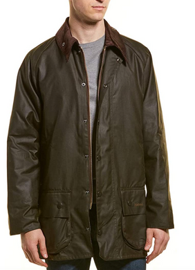 Barbour Classic Beaufort Wax Jacket (Olive)