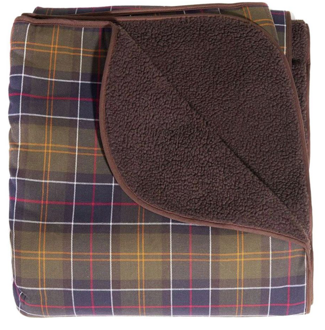 Barbour Large Dog Blanket (Classic / Brown)