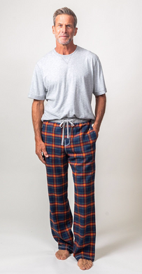 True Grit Stillwater Checks Flannel Pant