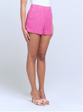 Load image into Gallery viewer, L'Agence Aneta Women's Short Rose Violet