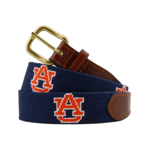 Smathers & Branson Men's Belt - Auburn (30% OFF)