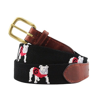 Smathers & Branson Men's Belt - Georgia Bulldogs (30% OFF)