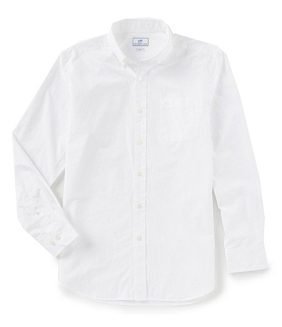 Southern Tide Men's Classic Fit Shirt (White)