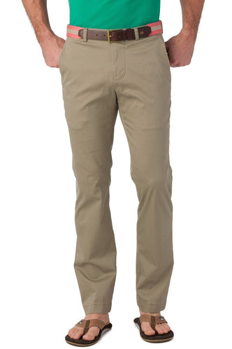 Southern Tide Men's Channel Markers in Sandstone Khaki