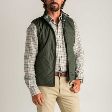 Duck Head Colton Reversible Vest