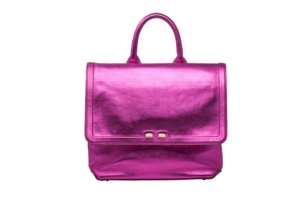 Bene Blakemore Bag (Metallic Pink)